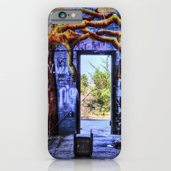 The Land Of OZ iPhone & iPod Case
