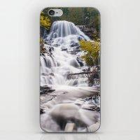 The magic Waterfalls iPhone & iPod Skin