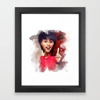 humor Framed Art Print