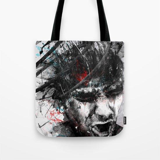 Spiral Combustion Tote Bag