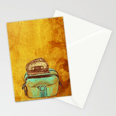 toasted tapes Stationery Cards