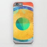 Half Quater Hue iPhone 6 Slim Case