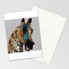 Carousel Horse 2 Stationery Cards