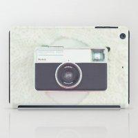 Vintage Camera iPad Case