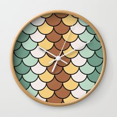 Flapjacks Wall Clock