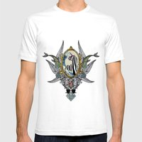 X1 Mens Fitted Tee White SMALL