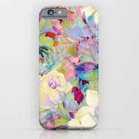 iPhone Cases featuring summery floral by clemm