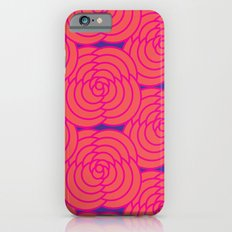 Purple & Orange Slim Case iPhone 6s