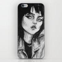 Sky Ferreira No. 10  iPhone & iPod Skin