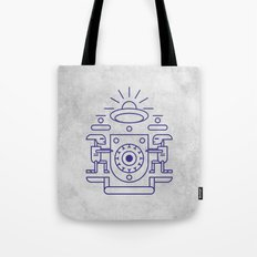 UFO Watchers Tote Bag