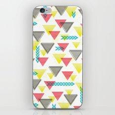 Wild Triangles iPhone & iPod Skin