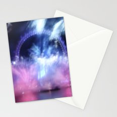 New Year's Eve at London Eye Stationery Cards