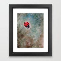 Choosing My Own Adventur… Framed Art Print
