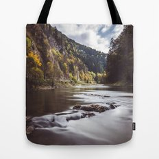 Dunajec River Tote Bag