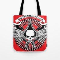 Love/War Tote Bag