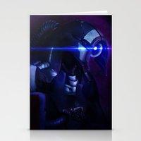 Mass Effect: Legion Stationery Cards