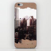Vanished iPhone & iPod Skin
