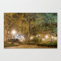 Johnson Square Canvas Print