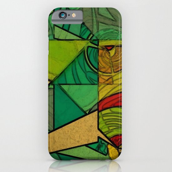 Tropical Farm iPhone & iPod Case