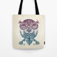 Baby Egyptian Owl Tote Bag