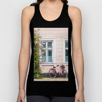 Bicycle. Unisex Tank Top