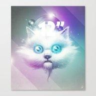 Canvas Print featuring Disco 12