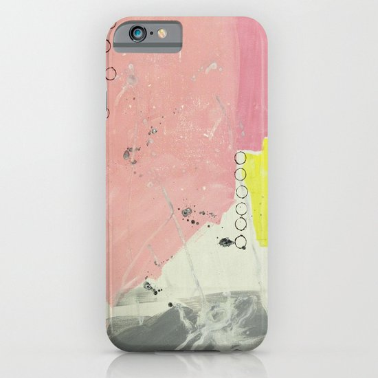 Abstract painting 2 iPhone & iPod Case
