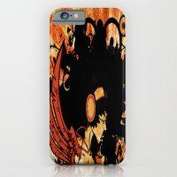 Rebel Lady iPhone 6 Slim Case