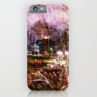 Double Exposure Art iPhone 6 Slim Case