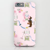 Easter Bunny Factory iPhone 6 Slim Case