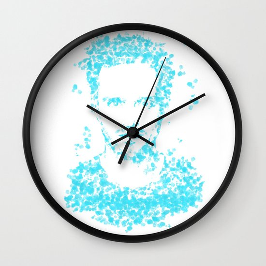 Breaking Bad - Blue Sky - Jesse Pinkman Wall Clock