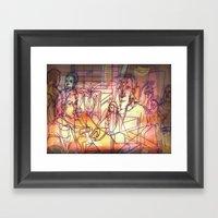 Ukvumi Framed Art Print