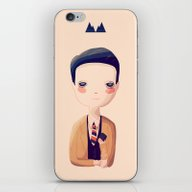 iPhone & iPod Skin featuring Dale by Nan Lawson