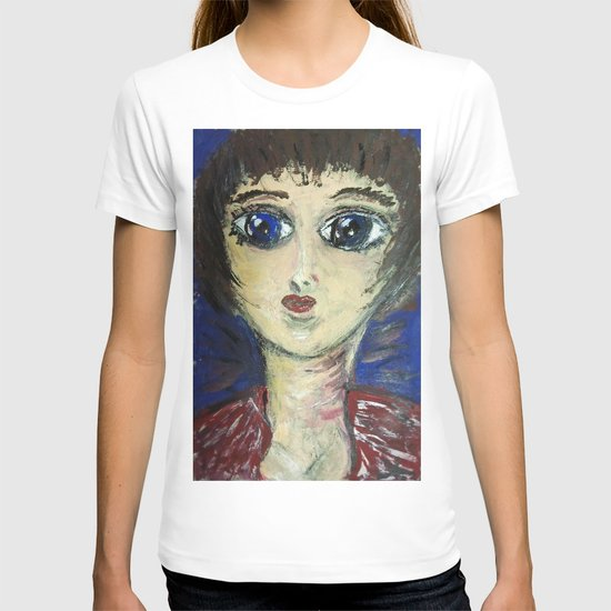 THE GIRL WHO PROTECTED OTHERS FROM TRENT T-shirt