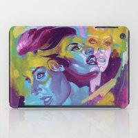 Hannah's Beauty  iPad Case