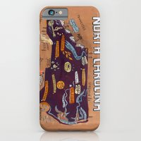 NORTH CAROLINA iPhone 6 Slim Case