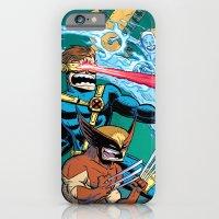 X-Men! iPhone 6 Slim Case