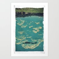 Recycling Air Art Print