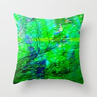 Rejected < The NO Series&hellip; Throw Pillow