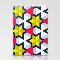 Krijgsman Pattern Stationery Cards