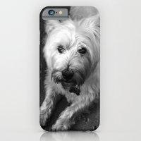 Odie (B/W) iPhone 6 Slim Case