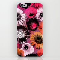 Floral Bouquet iPhone & iPod Skin