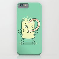iPhone & iPod Case featuring Blowing Bubbles by Phil Jones
