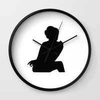 Irene Adler, The Woman -… Wall Clock