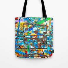 Vargamari (Goldberg Variations #11) Tote Bag