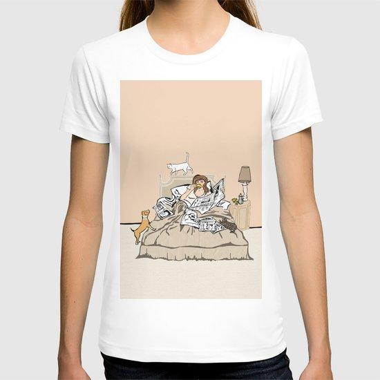 Sunday Mornings T-shirt