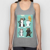 Cats I have known Unisex Tank Top