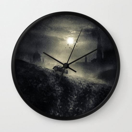 Chapter IV Wall Clock