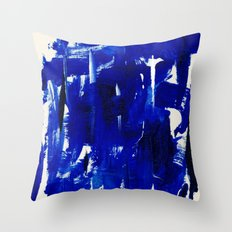 KOBALT Throw Pillow