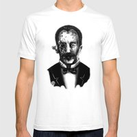 Zombie Marti Mens Fitted Tee White SMALL